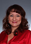 Esther Medina, Regional Property Supervisor for Tarantino Properties in Houston, TX