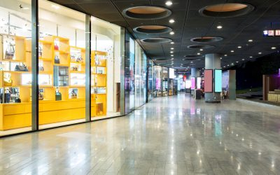 How to Prepare Your New Shopping Center for Tenants