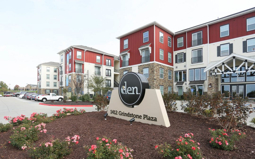 Now Managing The Den Columbia: Class A Student Housing, Tarantino Properties