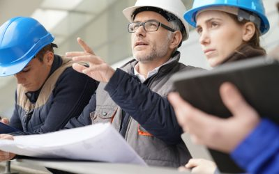 Start Effectively Managing Large Construction Projects