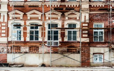 Top 5 Keys to Renovating an Old Building