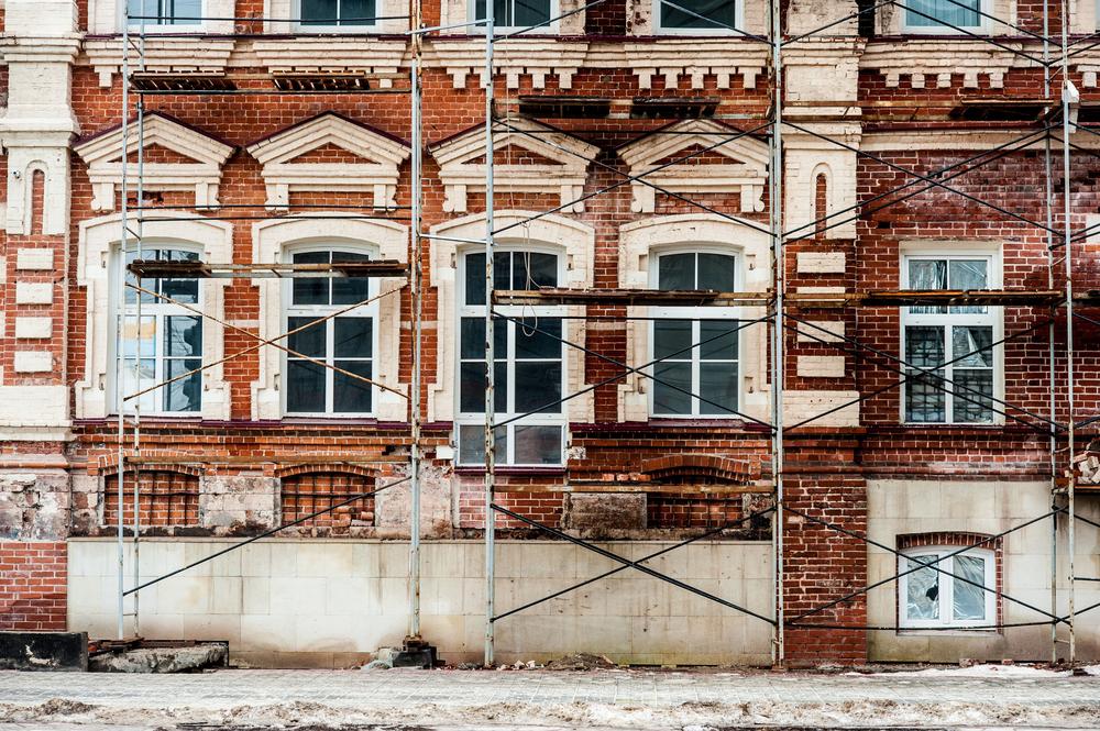 Top 5 Keys to Renovating an Old Building, Tarantino Properties, Houston