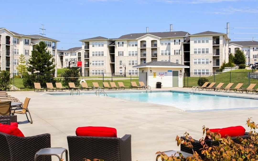 Now Managing & Leasing The Bluffs Apartments, Tarantino Properties
