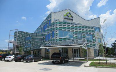 Now Managing & Leasing: Avenue Center