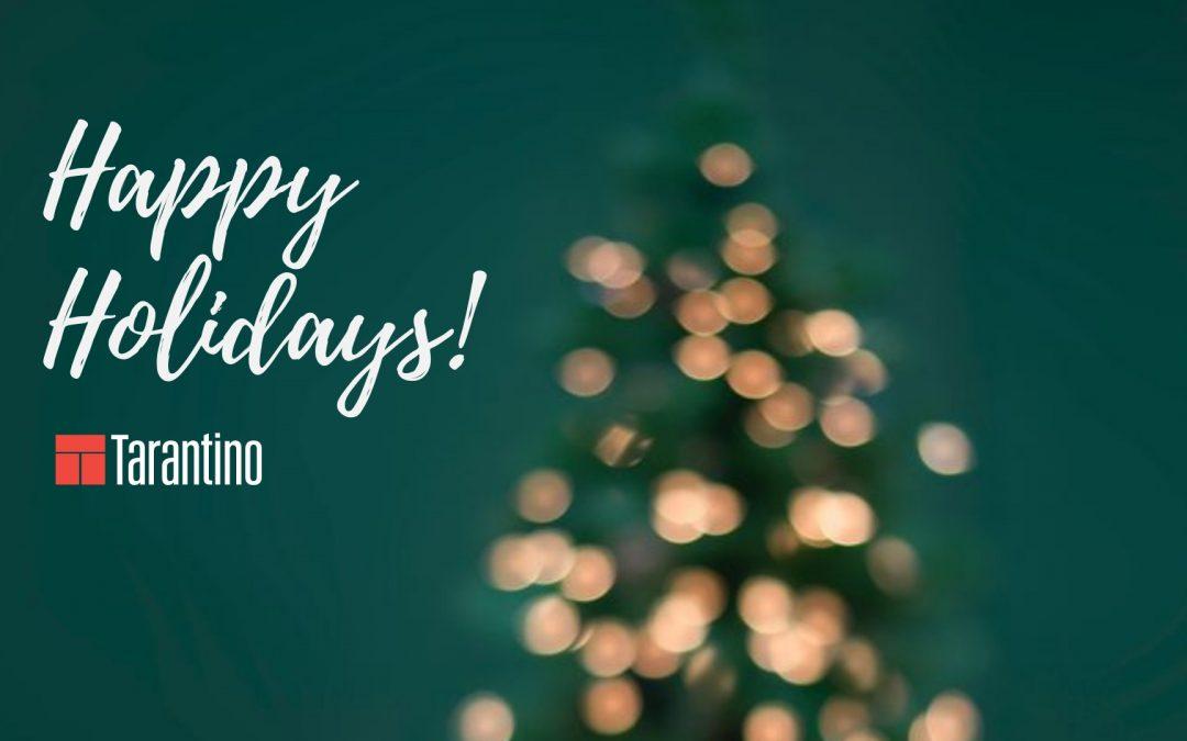 Happy Holidays from Tarantino!